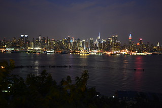 NYC Skyline from Weehawken, NJ #2 | by gargudojr