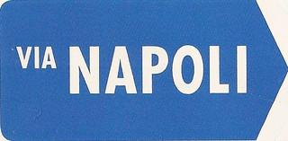Via Napoli card | by Gator Chris