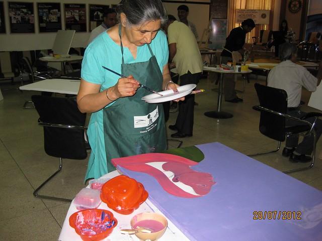 Indian Female Portrait Artist