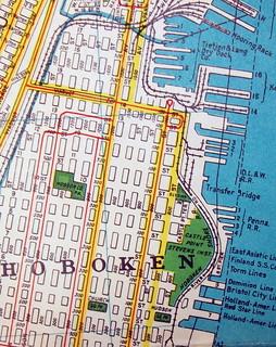 Hoboken NJ  (June 1957)
