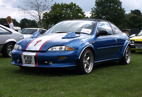 1996 Toyota Cavalier Coupe   by Spottedlaurel