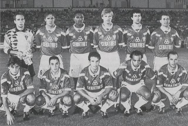 Temporada 1995/96: Toledo 3 – Lokomotiv de Moscú 2