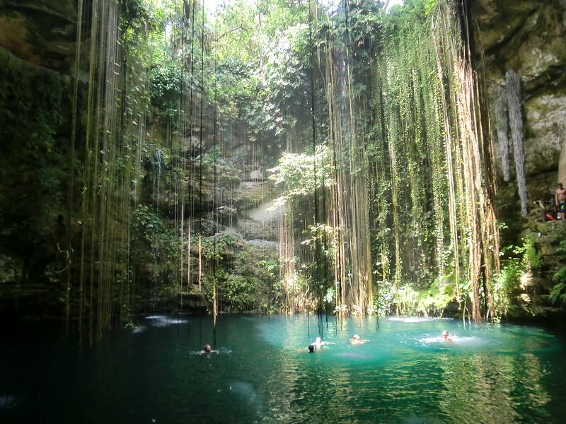 Cenote - Yucatan