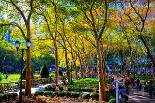 Day249 Late Summer at Bryant Park | by Bee Nouveau