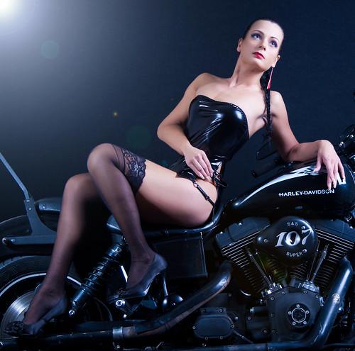 girls girl fashion studio model legs models lingerie cover harleydavidson corset riga adv covergirl motobike photomodel девушки provocation девушка covergirls реклама гламур рига композиция artlook дамскоебелье фотомодель ferdinandstudio advelina