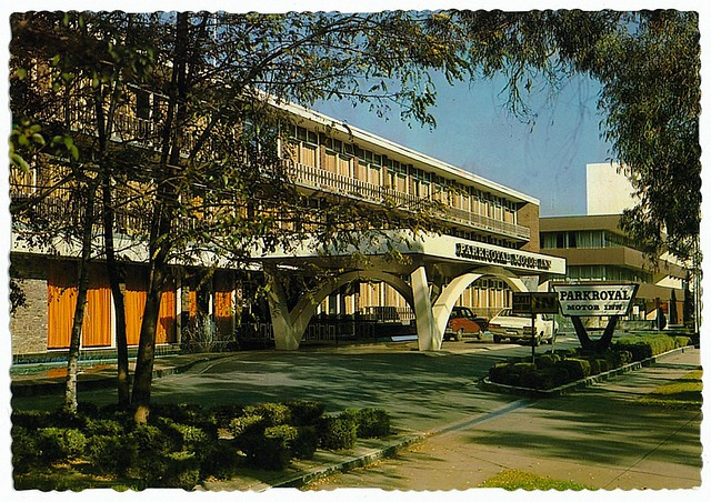 Parkroyal Motor Inn, Canberra, ACT