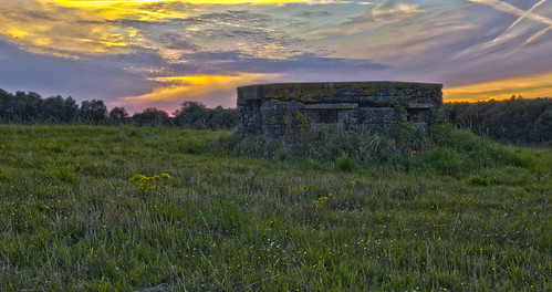 sunset sky colour box vibrant norfolk meadow vivid ww2 common pill hdr syderstone mygearandme mygearandmepremium