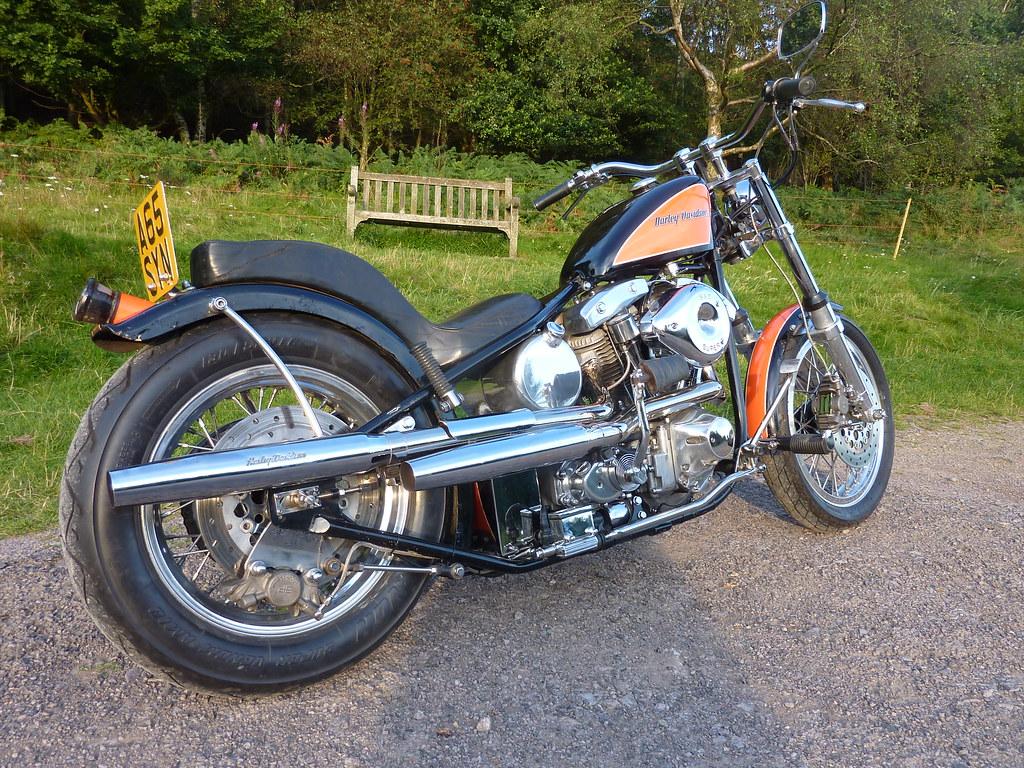 Harley Davidson Shovelhead FXE 80 (Late 1982 model) | Flickr