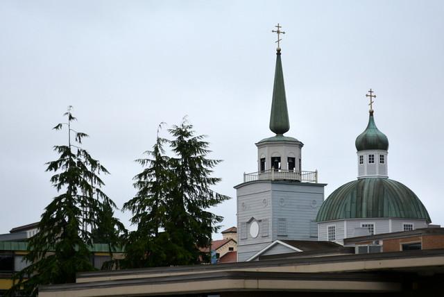 Sitka, Alaska - St Michael's Orthodox Cathedral