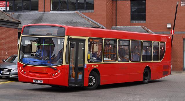 Stagecoach 22609 (PX08CTV)