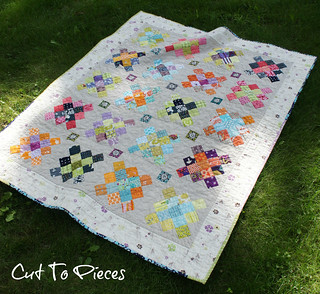 Granny Square Quilt 2 | by Cut To Pieces