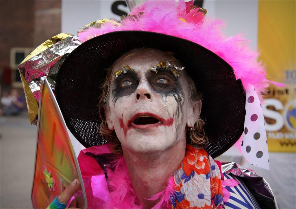 Halloween Party Breda.Jan Van Breda Alias Fabola Iam Marjon Bleeker Flickr