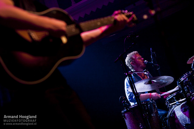 Boy & Bear @ Paradiso, Amsterdam