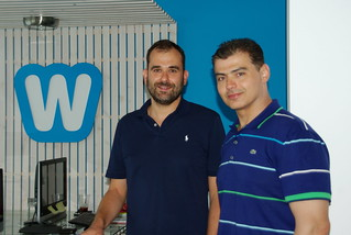 20120829_Pedro y Emad | by WeKCo