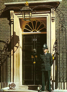 No. 10 Downing Street   by Leonard Bentley