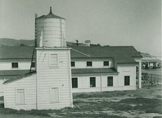 Pomona's marine biology lab in Laguna Beach in 1913