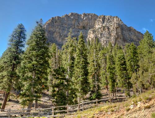 mountain rock mt geocaching cathedral nevada hike sierra charleston googleearth hdr lasvegasvacation 93793499n00
