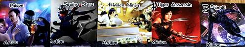 Ninjas | by MeoplesMagazine