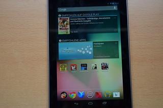 Google Nexus 7 | by Domenic K.