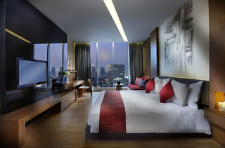 Sofitel So Bangkok - Wood Element Room - 01 | by Traveloscopy