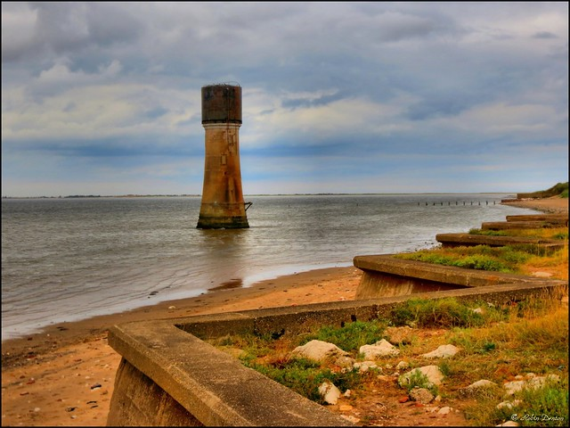 Old Lighthouse, Spurn Point