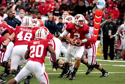 Wisconsin Beats UTEP | by Phil Roeder