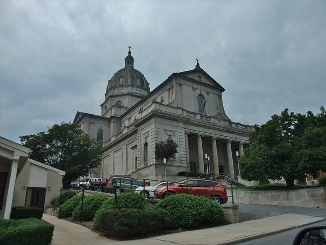 Cathedral of the Blessed Sacrament, Diocese of Altoona-Johnstown, Altoona, PA