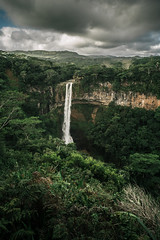 Chamarel Falls, Mauritius