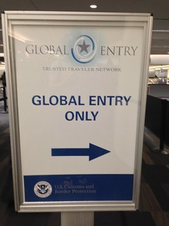 Global Entry sign | by easysentri