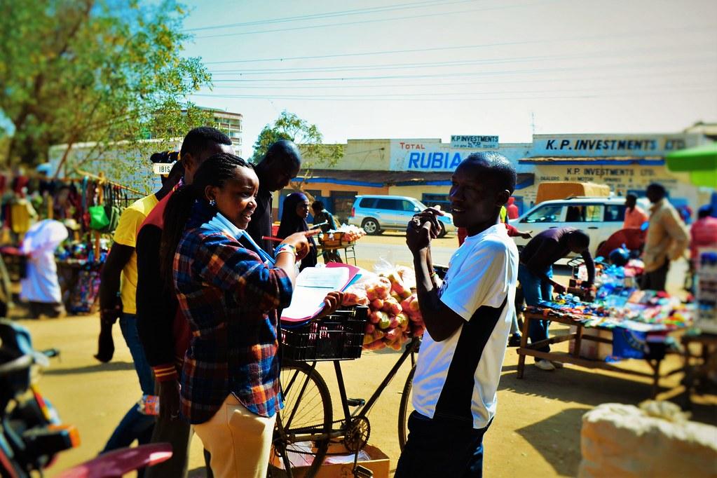 Field research Kenya 2016