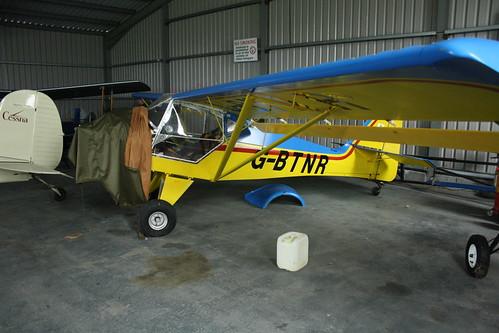 G-BTNR Denny Kitfox 3 [PFA 172-12035] Limetree 240514