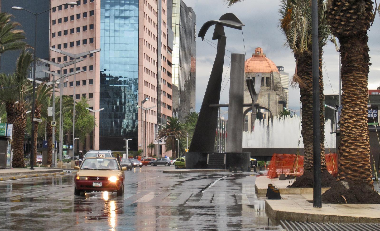 Ciudad de Mexico 521