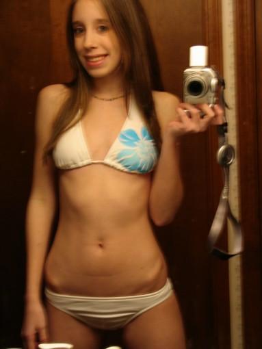 Teen bikini amateur
