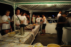 2012. augusztus 24. 20:47 - Tiszavölgy Kalandtúra - A megérdemelt babgulyásra várunk