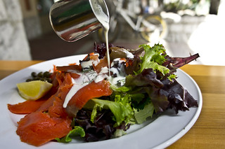 Salmon Salad   by Ruocaled