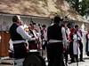 Uherské Hradiště – zpívání u Slovácké búdy, foto: Petr Nejedlý