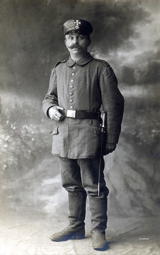 Bavarian Landsturmmann, unknown battalion, circa 1915 | by ✠ drakegoodman ✠