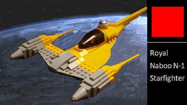 Royal Naboo N-1 Starfighter