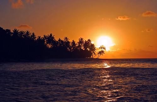 sunset nikon maldives 2009 filitheyo d40 faafuatol