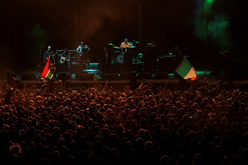 OTP Bank World Music Party Main Stage0