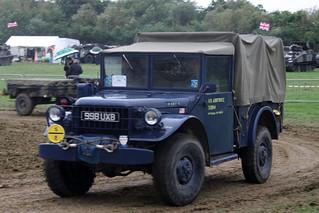 Dodge M37 USAF | Tanks,Trucks & Firepower Show Dunchurch War… | Flickr