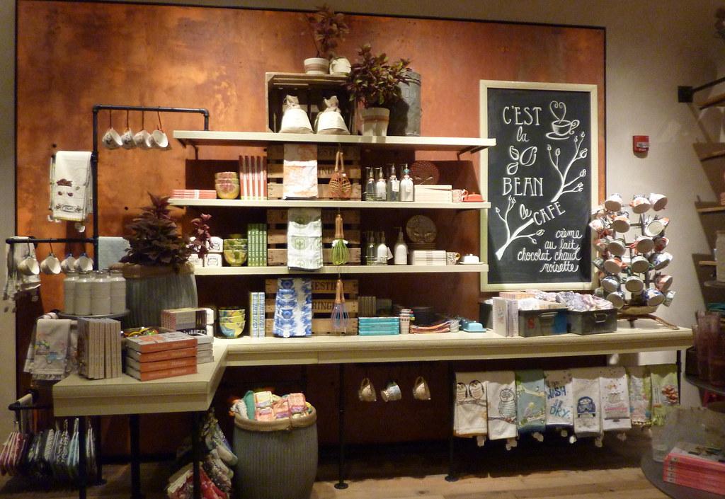 Coffee Shop Set Up Anthropologie Turquesableu Barbara Flickr