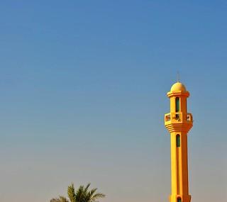 scene from arabia
