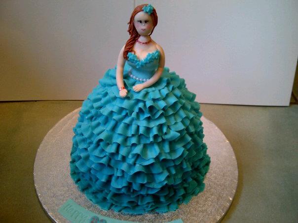 Surprising My Big Fat Gypsy Wedding Birthday Cake Kinderella Cakes Flickr Funny Birthday Cards Online Necthendildamsfinfo