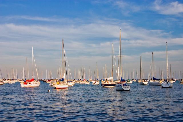 Chicago - Monroe harbor
