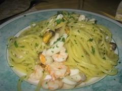 Spaghetti ai Frutti di Mare | by MsAdventuresinItaly