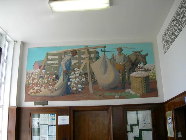 Luverne, Alabama Mural