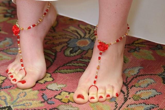 Annie's Feet