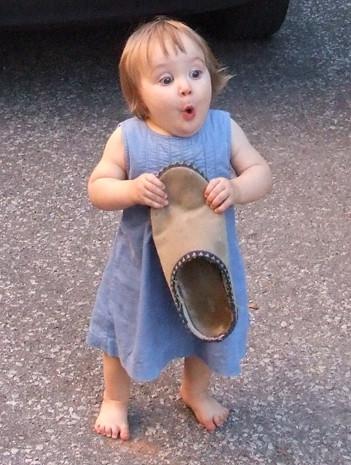 Shoe Surprise