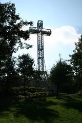 La Croix au sommet du Mont-Royal